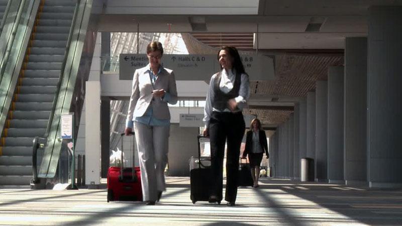 In viaggio con le migliori valigie trolley